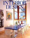"""Suspended Animation"" Interior Design Magazine"